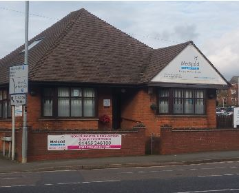 Physio Direct Hinckley Outside